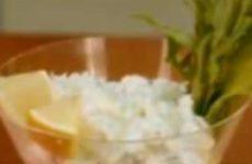 Салат с минтаем, рецепт с фото