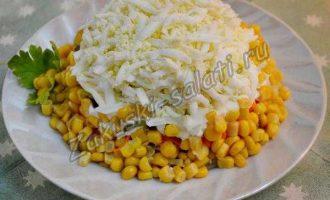 Салат с солеными огурцами и шампиньонами рецепт с фото шампиньонами