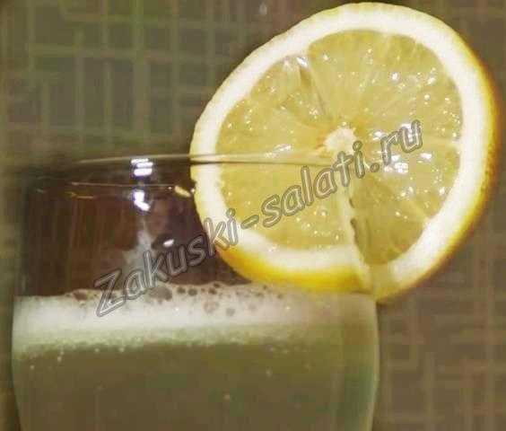 как сделать лимонад дома из лимона