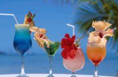 Рецепты фруктовых коктейлей в блендере