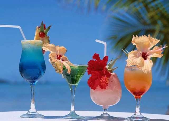 фруктовые коктейли в блендере рецепты