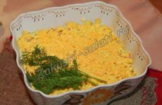 Как приготовить салат «Мимоза» по классическому рецепту