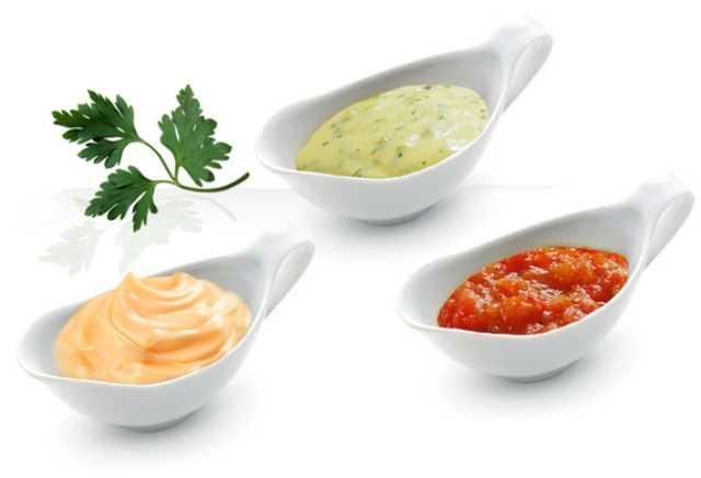 Разнообразие соусов