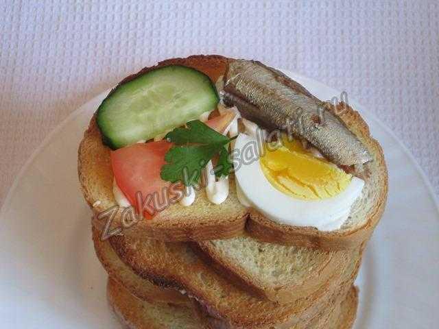"""Закуска """"Легкие шпроты"""" – кулинарный рецепт"""