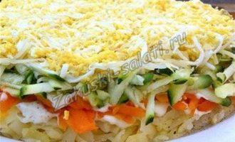 Рецепты овощных салатов для праздничного стола