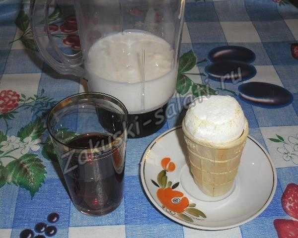 ингредиенты для коктейля