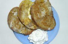 Гренки из черного (ржаного) хлеба, рецепт с фото