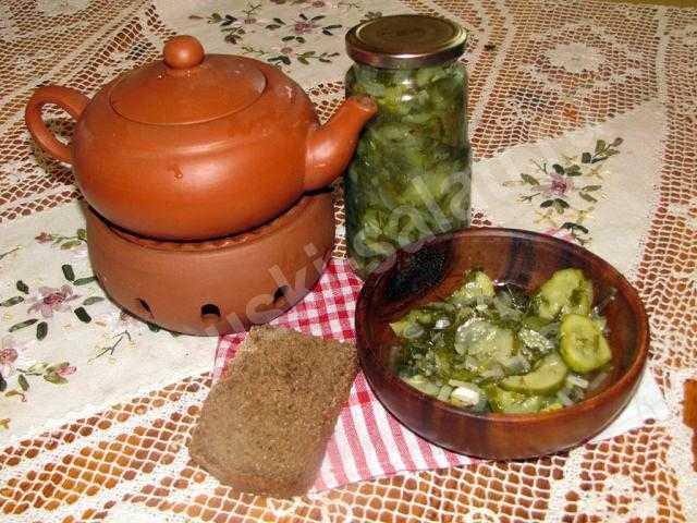 Вкусные салаты из огурцов заготовки на зиму рецепты
