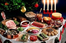 Подборка салатов на Новый год