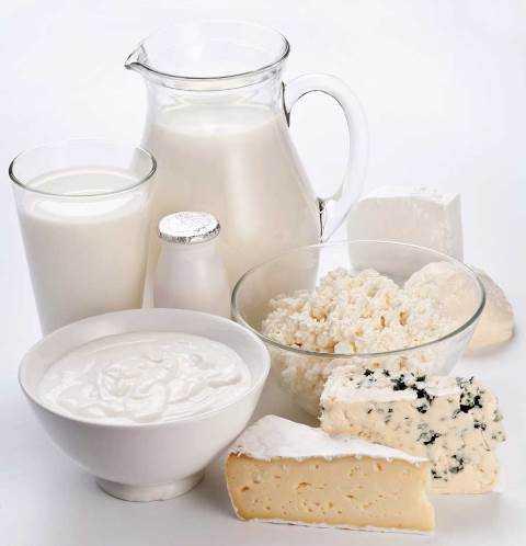 молочные продуккты
