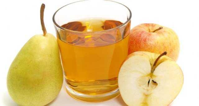 ликер из яблок и груш