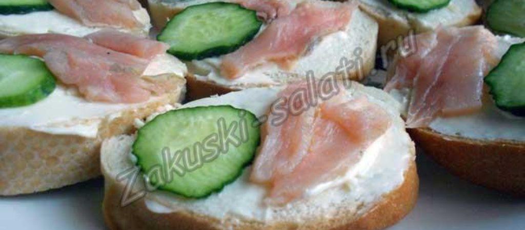 Как засолить горбушу на бутерброды