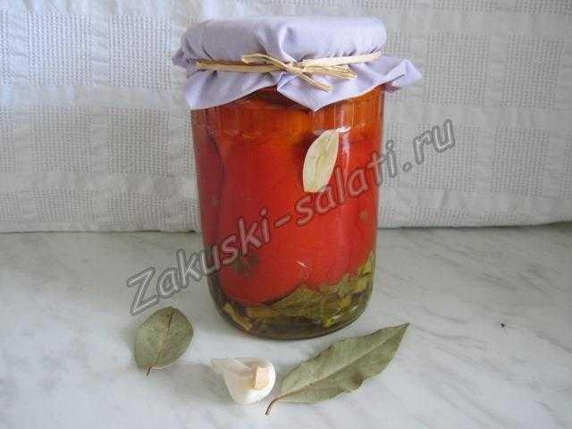 перец и сельдерей маринованные