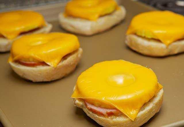 Бутерброды Экзотика
