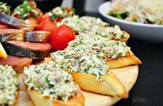 Праздничные бутерброды — оригинально и вкусно!