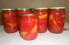 Консервируем болгарский перец на зиму