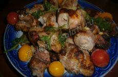 Шашлык из свинины: дачный вариант
