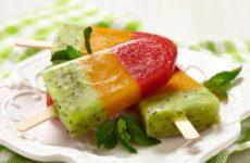 Как приготовить фруктовый лед в домашних условиях