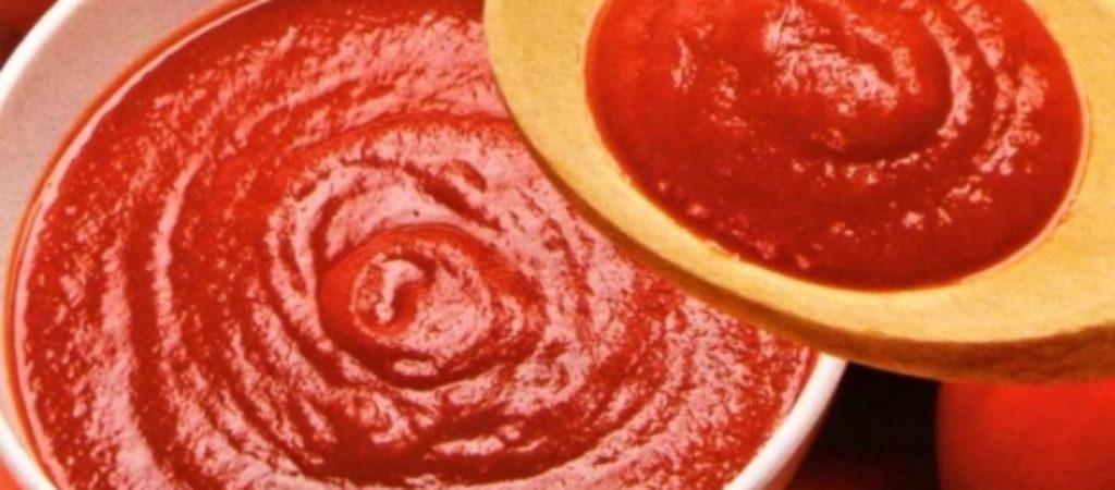 Универсальный соус из томатов