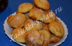 Детское творожное печенье (пряники)  в духовке
