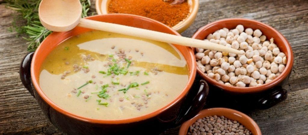 Гороховый суп, вкусные рецепты