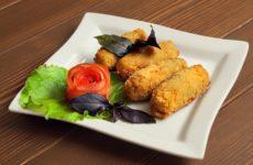 Картофельные палочки с сыром, вкусно и сытно