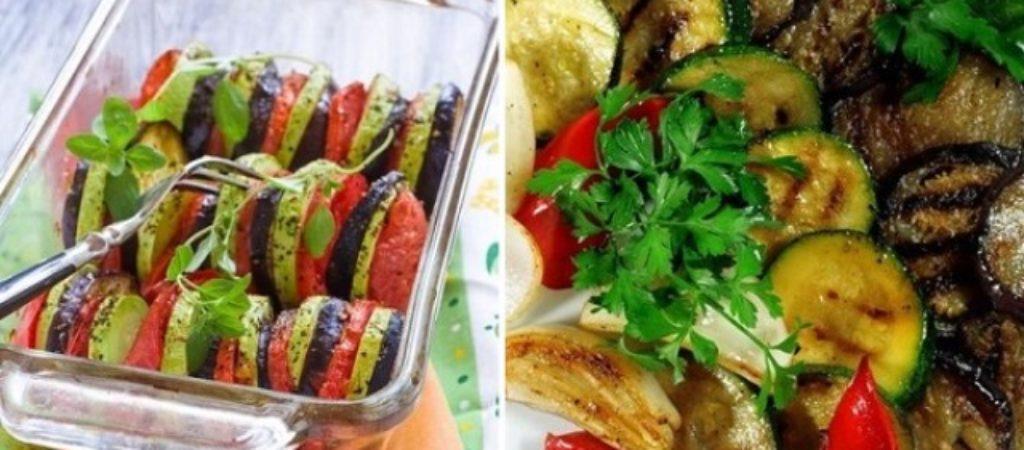 Рататуй — средиземноморское блюдо