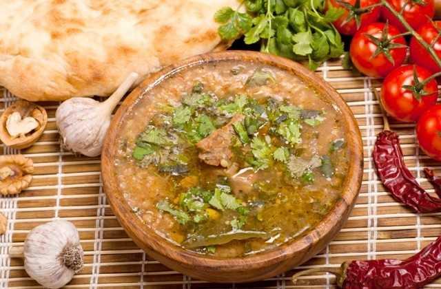 Суп харчо, рецепты приготовления в домашних условиях
