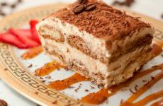 Творожный десерт по мотивам Тирамису