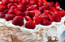 Зефирный тортик не требующий выпечки