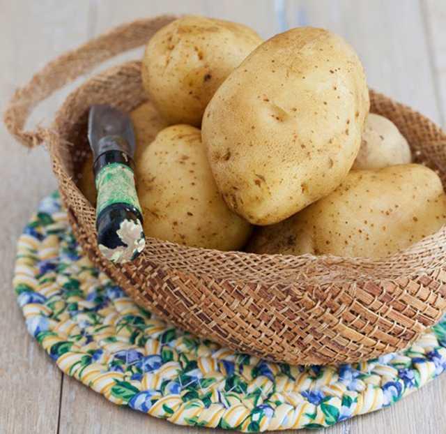 картофель для зраз