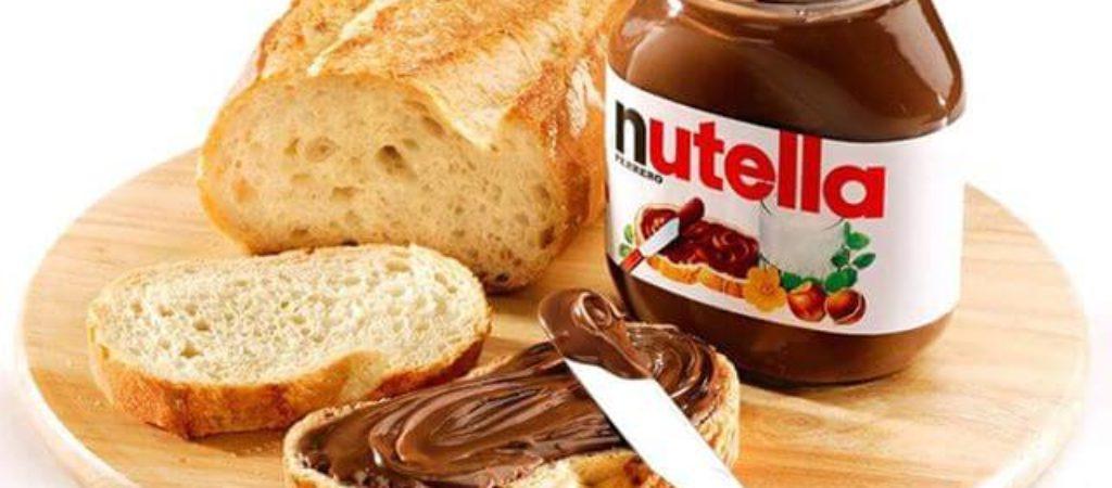 История шоколадной пасты Нутелла