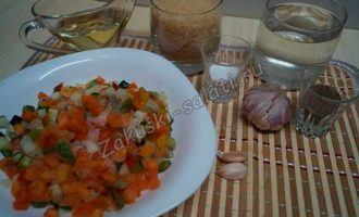 Рис с овощами в мультиварке, рецепт с фото