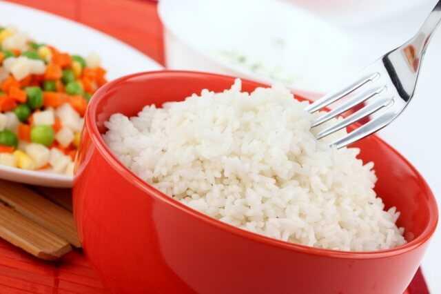 рис рассыпчатый итоговое блюдо