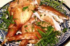 Готовим вкусную и сочную крольчатину, советы и хитрости
