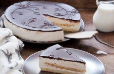 Домашний торт «Птичье молоко» своими руками