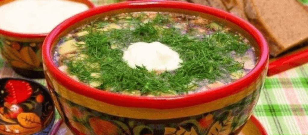 Готовим окрошку на воде – три лучших рецепта