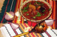 Постный борщ с фасолью — 2 лучших пошаговых рецепта