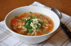 Ароматные щи со свежей капустой, рецепт с фото