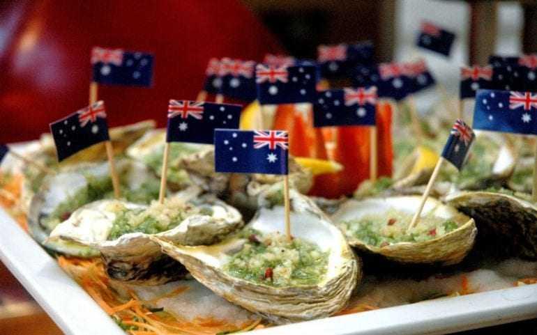 Foto kuhnya Avstralii1 770x481 min 1 - Особенности кулинарии различных стран