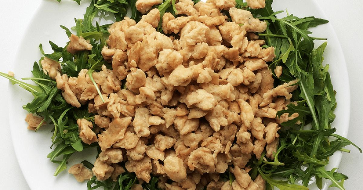 photo.jpg min - Соевое мясо состав и калорийность